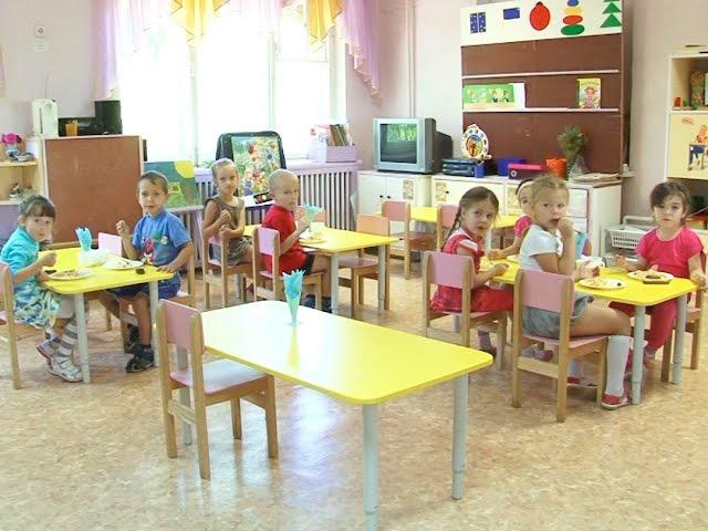 Места есть и в школах, и в детских садах