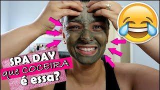 QUE COCEIRA ABSURDA É ESSA, no SPA DAY?