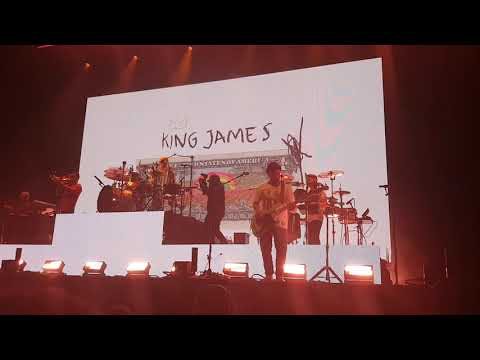 Anderson .Paak - King James (Live Debut In London)