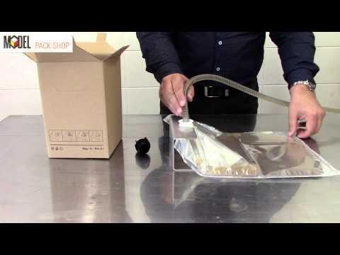 Jak složit Bag in Box