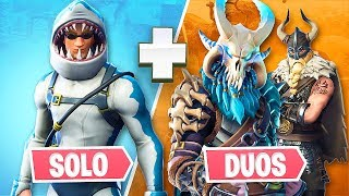 Solos & Random Duos!! *Pro Fortnite Player* // 1,330 Wins (Fortnite Battle Royale)
