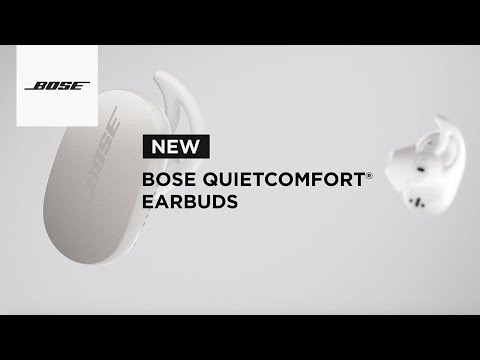 Bose QuietComfort Earbuds (ANC)