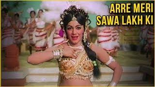 Arre Meri Sawa Lakh Ki   Tulsi Vivah Songs   Asha Bhosle Songs   Bollywood Hindi Songs