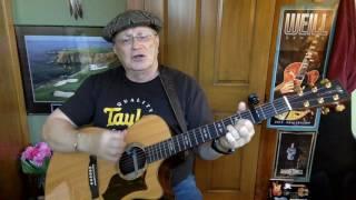 2213 -  Slow Turning  - John Hiatt cover -  Vocals & acoustic guitar & chords