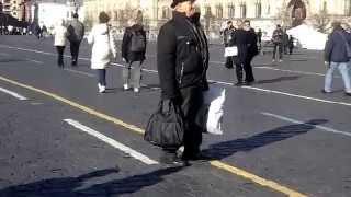[Эксклюзив] на Красной площади!