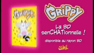Bande annonce BD GRIPPY TOME 1 - Bande annonce - GRIPPY - 00:00:21