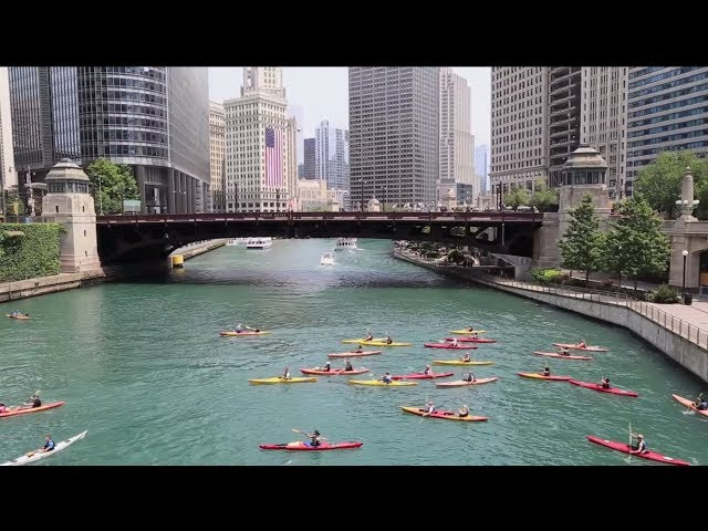 Kayak Chicago - Rentals & tours on the Chicago River and