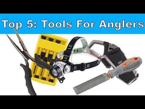 Top 5 Tools For Fishing