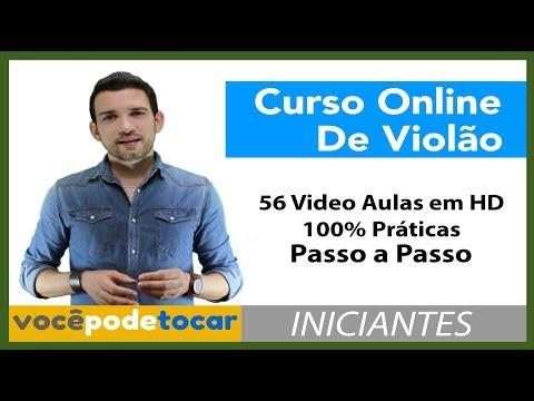 Você Pode Tocar Violão Curso Online
