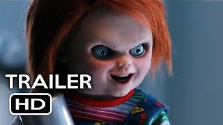 Cult of Chucky Official Trailer #1 (2017) Horror Movie HD
