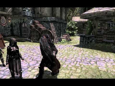 Weird bug ruining my game :: The Elder Scrolls V: Skyrim