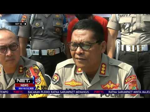 Polisi Ungkap Gudang Narkoba di Pulau Kosong di Kepulauan Riau NET24