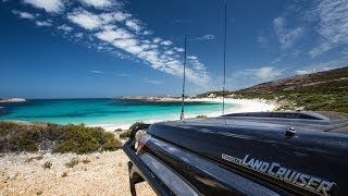 4x4 off-road Adventure in Esperance, sand recovery Hammerhead