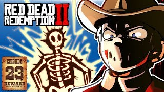 SAVING LADY MAN & THE ELECTRIC CHAIR! - RED DEAD REDEMPTION 2 - Ep. 23!