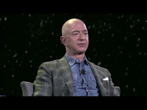 At a conference in Las Vegas, Amazon CEO Jeff Bezos stressed the importance of bringing passion to his business and taking risks, emphasizing the need to embrace failures and not always needing to be right. (June 6)