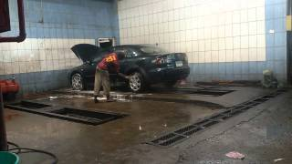 preview picture of video 'Washing My Car in Jeddah'