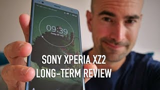 Sony Xperia XZ2 Long-Term Review | Forget Android P!