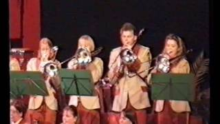 ViJoS Showband Spant 2000 showband 25 jaar 4_9