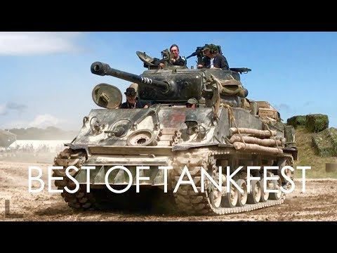 Best Of Tankfest - The Tank Museum, Bovington, England
