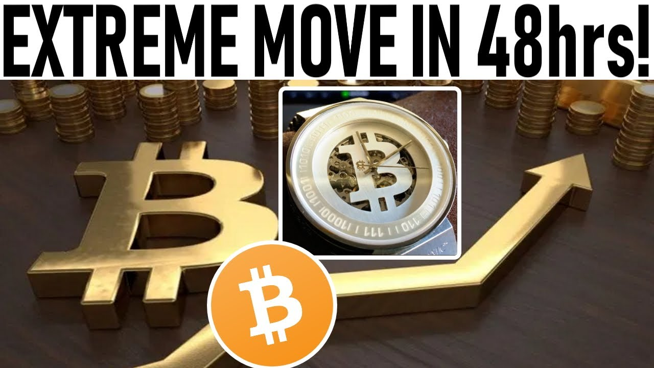 EXTREME BITCOIN MOVE IN 48hrs! BIG CME GAP! UNBELIEVABLE ETHEREUM TARGETS! LITECOIN READY TO LAUNCH!