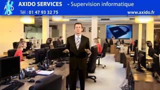 Supervision informatique Ile de France