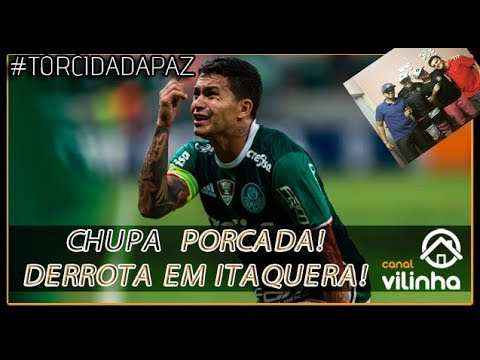 Canal Vilinha zoa Palmeiras após vitória do Corinthians em Itaquera