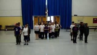 Mt. Eden High School-Evita-Peron's Latest Flame