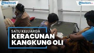 Terburu-buru, Satu Keluarga di Sumedang Keracunan karena Buka Puasa dengan Kangkung Campur Oli