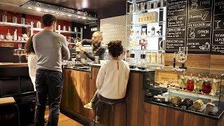LExpresso & Brew Bar : Le Premier Bar à Cafés Des Comptoirs Richard