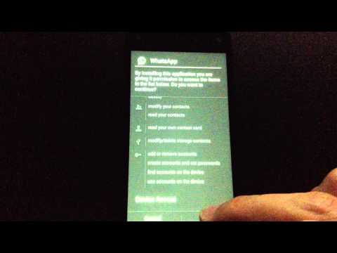 Install WhatsApp To Your Amazon Fire Phone Mp3