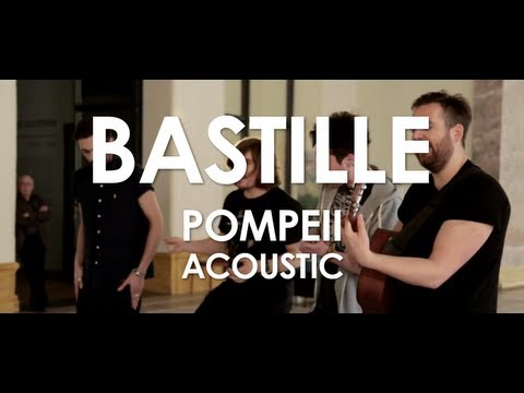 Bastille - Pompeii - Acoustic [ Live In Paris ] Mp3