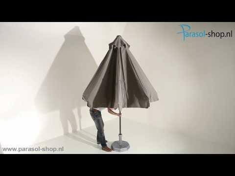 Parasol 4Seasons - Toledo 300cm Taupe
