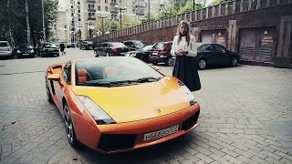 Lamborghini Gallardo/Ламборгини Гайярдо. Лиса Рулит.
