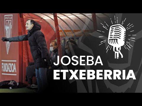 🎙️ Joseba Etxeberria I post Bilbao Athletic 0-0 Real Unión Club l J11- 2ªB 2020-21