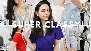 Taytay Night Market Try-On Haul: P35 PERO PARANG BRANDED! (2018) ❀ Micah Louisse