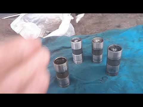 Фото к видео: замена гидрокомпенсаторов двигатель тойота 2Y 3Y 4Y