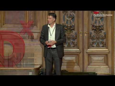TEDxPanthéonSorbonne Nos vies valent plus que leurs profits Bruno Tesson