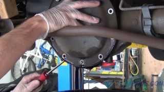 Axle Seal Replacement