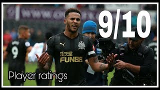 Swansea City 0-1 Newcastle United | Player ratings