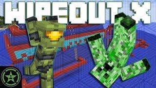 Wipeout X - Minecraft (#313) | Let