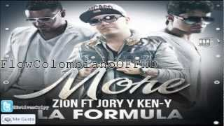 More (CON LETRA) - Zion Ft Jory & Ken-Y [Audio Nueva Canción] [La Formula 2012] (ORIGINAL)