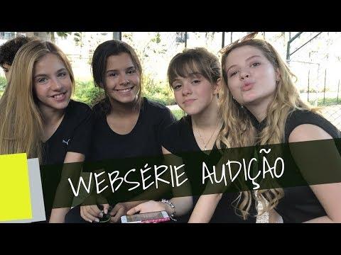 WEBSÉRIE AUDIÇÃO - GABRIELLA SARAIVAH