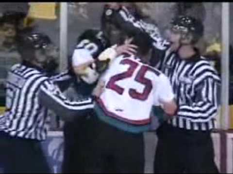Tyler Matheson vs Randy McNaught