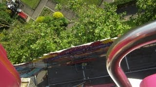 preview picture of video 'Night Fly - On Ride - Foire de Boulogne-sur-mer'