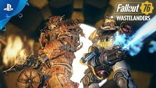 PlayStation Fallout 76 - Wastelanders: New Beginning Trailer anuncio