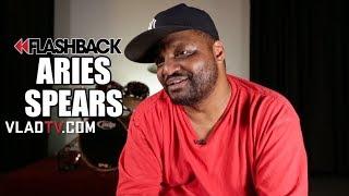 Aries Spears on Paul Mooney Gay Rumors (Flashback)