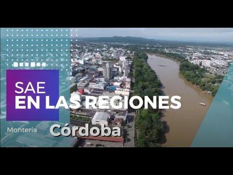 SAE en el territorio: Montería, Córdoba