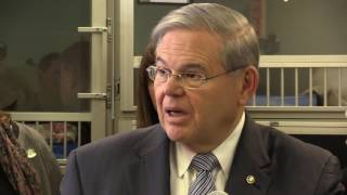 Menendez Responds to Trump Immigration Raids