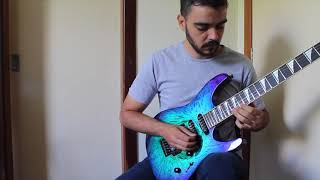 Surrender to Reason (Dream Theater) - Guitar solo cover