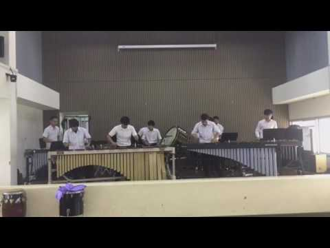 BSRU Percussion Ensemble